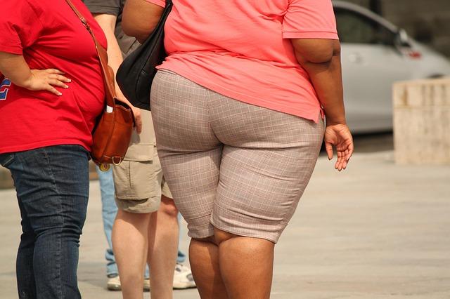 ženy s nadváhou