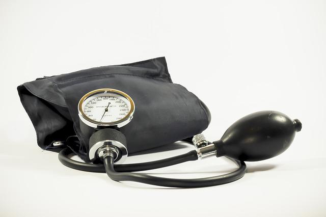 lékařský tlakoměr