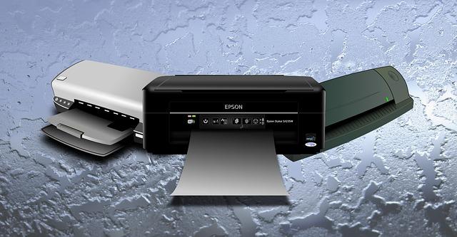 tiskárna a skener