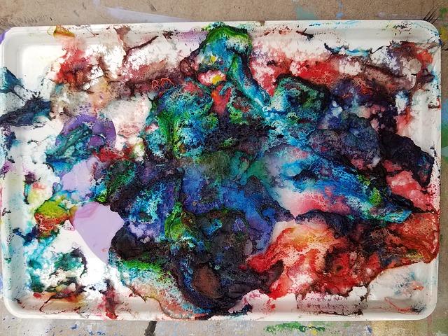 barevný tác