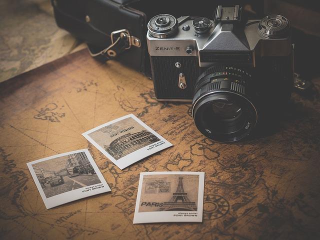 staré fotky a foťák