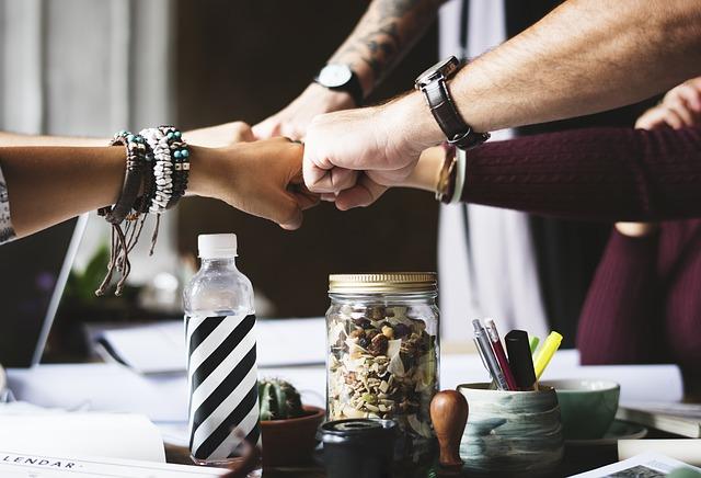 spolupráce zaměstnanců